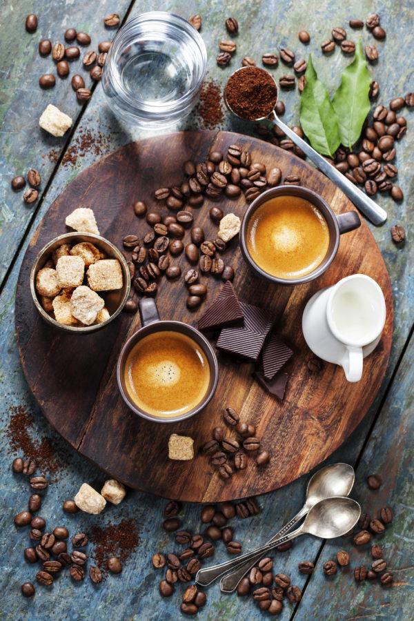 kávés kihívás