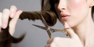 Randi egy nő hajhullás