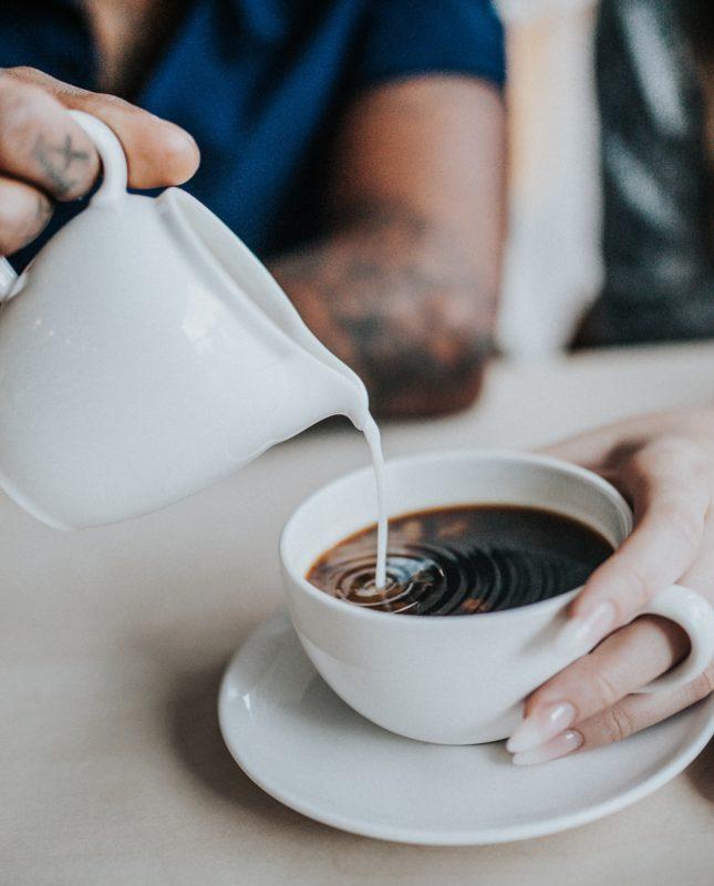 kávéfőzés