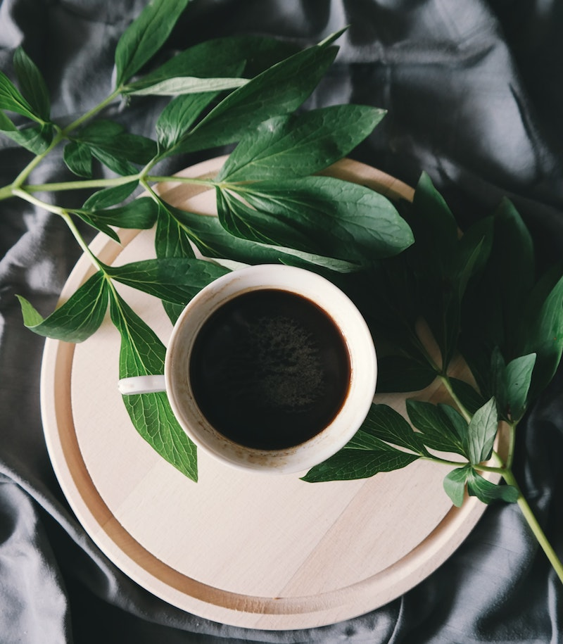 kávé taurinnal